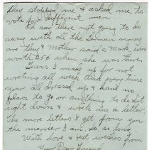 Image of 197_2015.162.4_clara Wrasse To Reid Fields_april 2, 1919_page 09