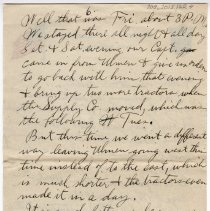 Image of 202_2015.162.4_reid Fields To Clara Wrasse_april 18, 1919_page 06