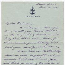 Image of 2005.35.6a - Letter