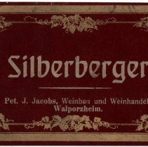 Image of German Wine Label