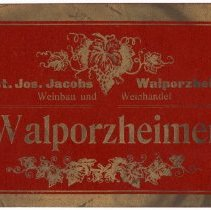 Image of 2015.162.55 - Label, Product