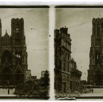 Image of Reims Cathedral