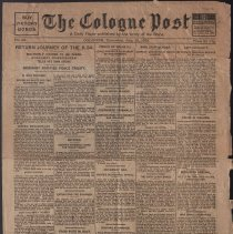 Image of 1976.206 - Newspaper