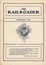 Image of Railroader, The. Vol. XIII, No. 2, Feb., 1903. Published by the Rail Road Department, Young Men's Christian Association, Hoboken, N.J. - Periodical
