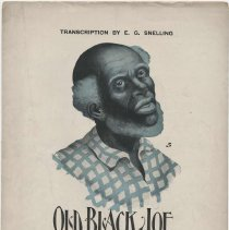 Image of Sheet music: Old Black Joe by Stephen Foster. - Music, Sheet