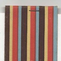 Image of Matchbook from C. B. Snyder, Organizations, Realtors - Insurors, 61 Newark St., Hoboken, N.J., no date, ca. 1950. - Matchbook