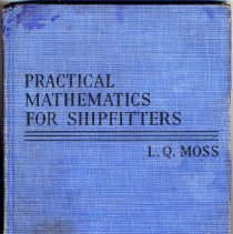 Image of Practical Mathematics for Shipfitters and Other Shipyard Works. - Book