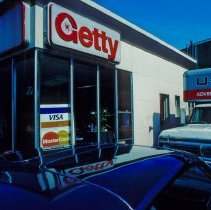Image of 37 Getty gas station