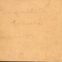 "Image of Receipt book labeled ""Propeller Wheels Sept 29-1959"" from the Delaware, Lackawanna & Western Rail Road store room. D.L. & W. Form SD10 3M - 6-53 - Book, Receipt"
