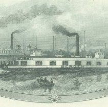 Image of detail of vignette engraving
