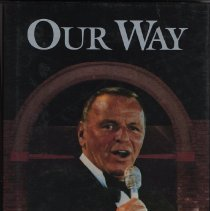 Image of Our Way: In Honor of Frank Sinatra.  ( With accompanying audio cassette tape.) - Book