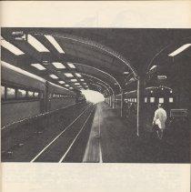 Image of pg 13 Erie Lackawanna Terminal passenger track platform