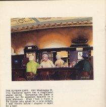 Image of pg 28 The Elysian Cafe 1001 Washington St.