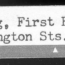 Image of detail label