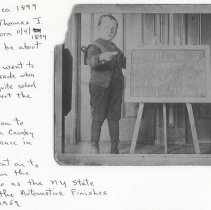 Image of folder 5, photo & caption
