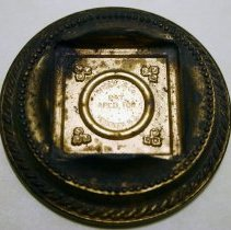 Image of stand with inkwell removed 1