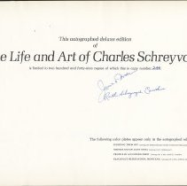 Image of Life and Art of Charles Schreyvogel, The. - Book