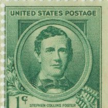 Image of detail of one stamp