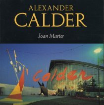 Image of Alexander Calder. - Book