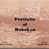 Image of Portfolio of Hoboken. - Pamphlet