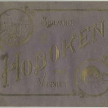 Image of Souvenir of Hoboken and Vicinity. - Book