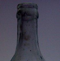 Image of Bottle: A. Thomas, 605-607 Monroe St., Hoboken, N.J. No date, circa 1910-1920. - Bottle