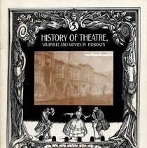 Image of History of Theatre, Vaudeville and Movies in Hoboken, The. Volume 3. - Pamphlet