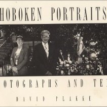 Image of Hoboken Portraits: Photographs and Text. Signed. - Book
