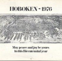 Image of Hoboken Bicentennial Commemorative Calendar. 1976. - Calendar