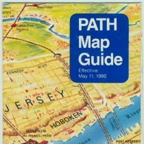 Image of PATH Map Guide, May 11, 1986. - Map