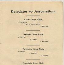 Image of pg [11] Delegates to Association