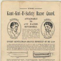 Image of pg [4] razor ad
