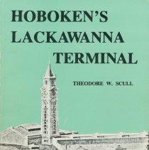 Image of Hoboken's Lackawanna Terminal - Book