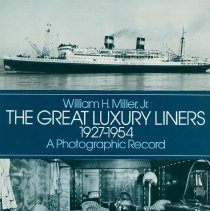 Image of The Great Luxury Lines 1927-1954: A Photographic Record. - Book