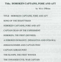 Image of contents page