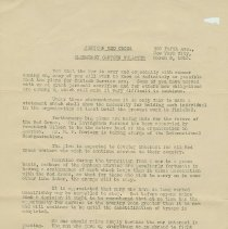 Image of Canteen Bulletin, pg. 1