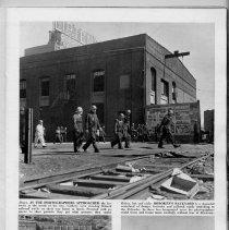 Image of page 41 Lipton Tea sign; Fourteenth St. Viaduct; Bergen Tunnel