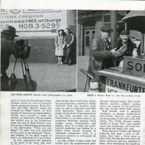 Image of page 46 photographer; street hot dog vendor