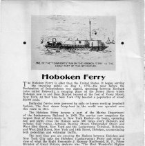 Image of reverse with ferry history