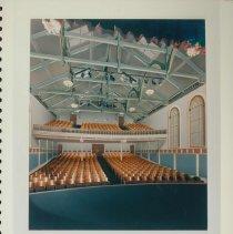 Image of leaf 6 photo auditorium
