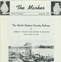 Image of The Marker. Vol. 5, No. 2, Sept. 1946. - Periodical