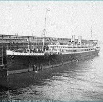 Image of Hoboken waterfront 1906