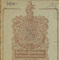 Image of cropped to bookplate