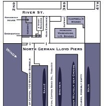 Image of NDL pier layout reference
