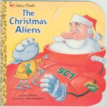 Image of The Christmas Aliens - Book