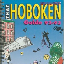 Image of THAT Hoboken Guide 92-93. - Book