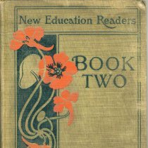Image of New Education Readers: Book Two. Development of the Vowels. - Book