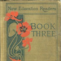 Image of New Education Readers: Book Three. Development of Obscure Vowels, Initials, and Terminals. - Book