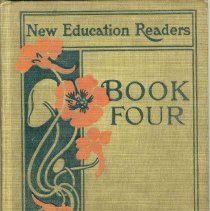 Image of New Education Readers: Book Four. Reading for the Third Year. - Book