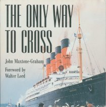 Image of Only Way to Cross, The. - Book